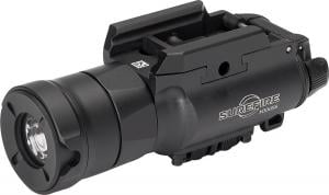 Surefire XH35 Ultra-High Dual Output White LED WeaponLight 1000 Lumen Black XH35