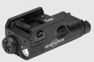 Surefire XC1-B Compact Pistol Light Black 084871326988