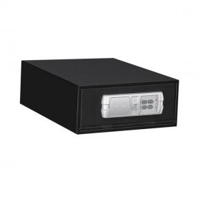 Stack-On Low Profile Quick Access Safe with E-Lock and Mounting Plate, QAS-1304-12 085529013045
