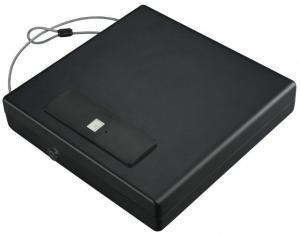 Stack-On Large Portable Case with Electronic Lock, MATTE BLACK, PC-1690 PC1690