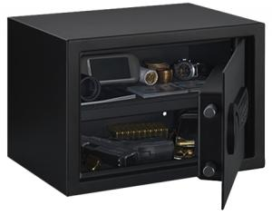 Stack-On PS-1514 Personal Safe Electronic Lock 13.82 x 9.84 x 9.84 Black PS1514