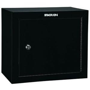 Stack-On GCB-500 Steel Pistol/Ammo Cabinet, Black GCB500