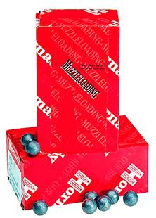 Hornady 6120 Lead Balls 58 Black Powder Lead Balls 228 gr 50 PK 090255261202
