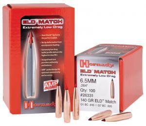 Hornady 33381 ELD-M Bullets 33381