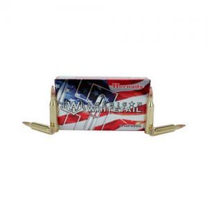 Hornady American Whitetail .243Win 100GR SP 20Rds 8047