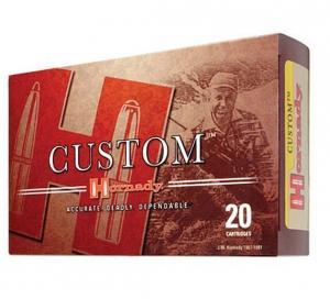 Hornady Custom 6.5 Grendel 123 Grain SST 20Rd Box 8152