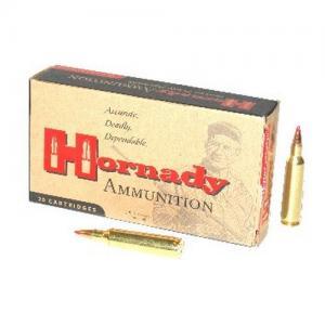 Hornady V-Max .22-250Rem 55GR V-Max 20Rds 8337