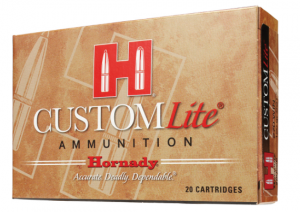 Hornady 7mm-08 Remington Ammunition 20Rds 120 Grains 80572