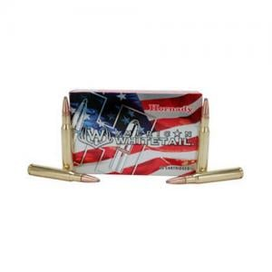 Hornady American Whitetail 7MM RemMag 139GR SP 20Rds 80591