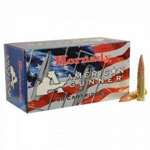 Hornady American Gunner .300 AAC Blackout 125GR HP 50Rds 80897