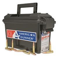 Hornady American Gunner, .300 AAC Blackout, HP, 125 Grain, 200 Rounds 80899