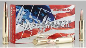 Hornady American Whitetail .308 Win 165GR Interlock SP 20Rds 80904