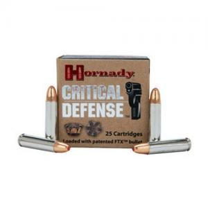 Hornady Critical Defense .30 Carbine 110GR FTX 25Rds 81030