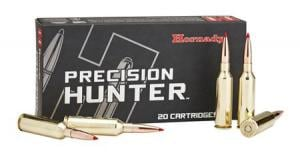 HORNADY 6.5 PRC 143 gr ELD-X Precision Hunter 20/Box 090255816211