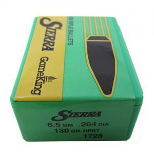 Sierra 6.5mm 130gr HPBT 100rds 092763017289