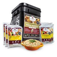 Wise Foods Entree Only Grab & Go Emergency Food Supply, 60 Servings 01-160