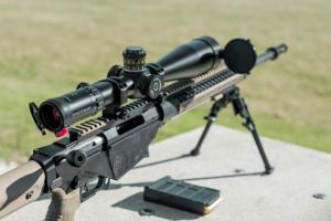 Schmidt Bender PMII Police Marksman, Riflescope, 34mm, 5-25x56, H59 cm ccw DT PMII, Black 677-911-592-90-68 191992003770