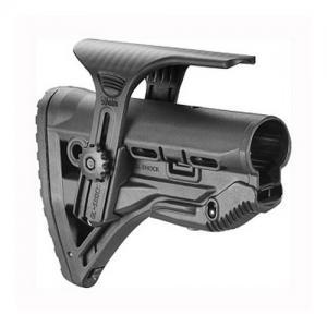 Mako GL-Shock AR-15 Stock Internal Shock Absorber and Cheek Riser Black FX-GLSHOCKCP