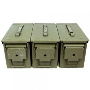 Global Ordnance Small Caliber Ammo 900 Round Can 5.56 ADI556