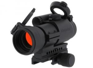 Aimpoint Pro Patrol Rifle Optic 1x30mm Red Dot Sight, 2MOA Dot Reticle, Black 12841 12841