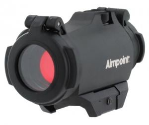 AimPoint Micro H-2 2 MOA Red Dot Sight w/ Standard Mount, 200185 200185