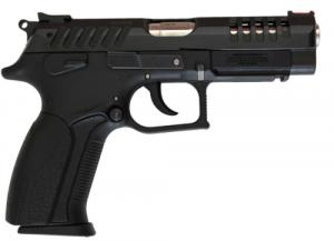 Grand Power K100 Mk12 Black 9mm 4.25-inch 15Rds GPK100