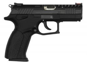 Bersa P1 Ultra Black 9mm 3.7-Inch 15Rd GPP1ULTRA