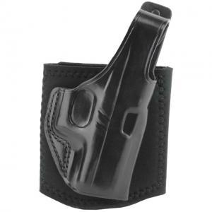 Galco Ankle Glove Ankle Holster - AG800B, Black, Glock - 43, Right, Handed AG800B