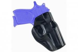 Galco Stinger Belt Holster S&W - M&P Shield 9/40, Black, RH SG652B SG652B
