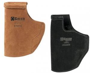 Galco Stow-N-Go Inside The Pant Holster,Black,Right,Colt Mustang,Diamondback Db9,Sig-Sauer P238 STO608B STO608B