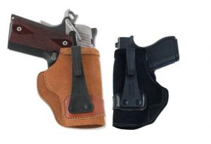 Galco Tuck-N-Go Inside The Pants Holster For Glock 43/Smith & Wesson M&P 9mm/.40/Taurus 709 Slim Black Right Hand Ambidextrous TUC652B