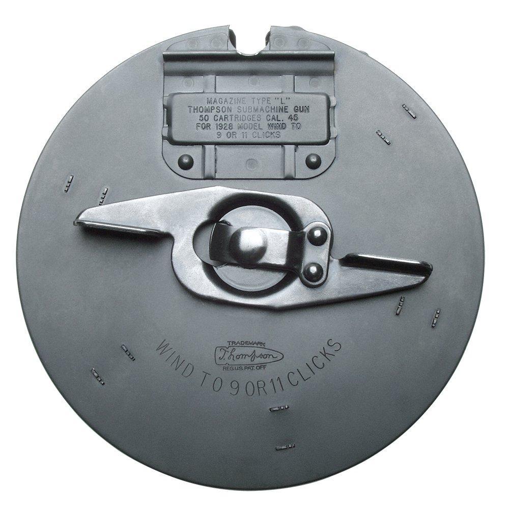 Auto-Ordnance Thompson Drum Magazine .45 ACP 50Rds T13KT