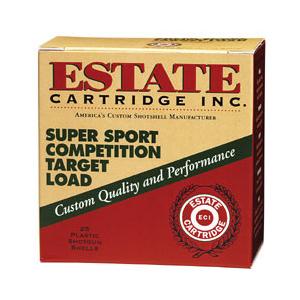 Estate Cartridge Super Sport Competition Target 12 Gauge Shotshells - Lead And Trky Shot Shells at Academy Sports SS12H 7.5