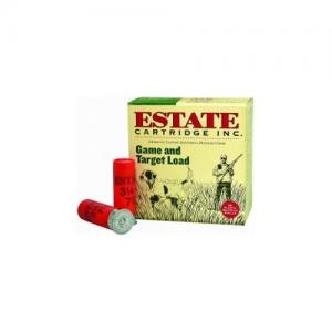 Estate Promotional Game and Target Load 20ga 2-3/4in shells 7-1/2 shot size 250rds 604544367572