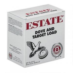 Estate Dove and Target Load 12 GA 2.75-inch #7.5 Shot 250Rd Case GTL12TN-7.5