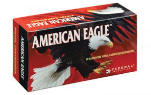 Federal AE40SJ1 .40 S&W 180Gr Total Synthetic Jacket 50 Rounds AE40SJ1