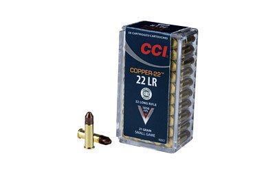 CCI 925CC 22 LR 22-Copper 21Gr CHP 925CC