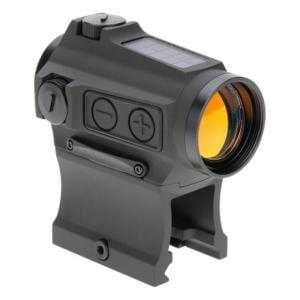 Holosun Elite Micro 2MOA Dot / 65 MOA Circle Green Dot Sight, Black, HE503CU-GR ELITE 605930624823