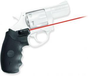 Crimson Trace Black Rubber Lasergrip - Charter Arms Revolver LG325 LG325
