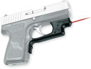 Crimson Trace Front Activation Compact Laser Guard for Kahr PM9, PM440. P9, P40, LG 437 LG437