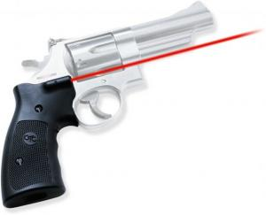 Crimson Trace Lasergrips for Smith & Wesson L and N Frame Square/Round Butt LG207 LG207