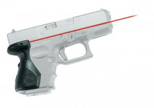 Crimson Trace LaserGrip For Glock 4th Gen SubCompact Laser Sight Grip, Polymer LG-852 LG852