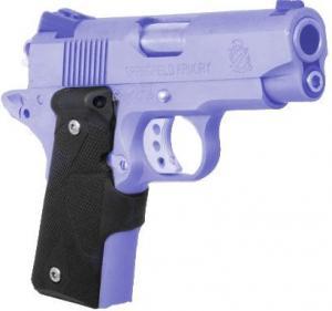 Crimson Trace Pistol Lasergrip, Black - 1911 Gov't/Commander - LG401 LG401