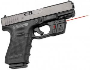 Defender Series by Crimson Trace For Glock- Accu-Guard, Defender series, Black DS-121 DS121