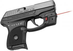 Defender Series by Crimson Trace Ruger LCP- Accu-Guard Defender series, Black DS-122 DS122