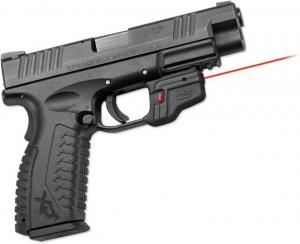 Defender Series by Crimson Trace Springfield Armory XD/XDm-Accu-Guard Defender series, Black DS-123 DS123