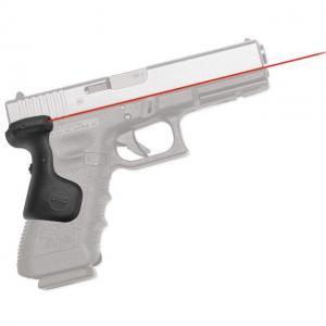 Crimson Trace For Glock Gen 3 Lasergrip, Rear Activation, Black, Fit 17,17L,22,31,34,35 LG-637 LG637