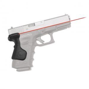 Crimson Trace For Glock Gen 3 Lasergrip, Rear Activation, Black, Fit 19, 23, 25, 32 LG-639 LG639