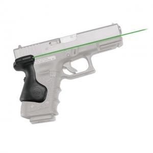 Crimson Trace For Glock Gen 3 Green Laser Grip, Black, Compact-sized Guns LG-639G LG639G