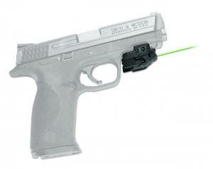Crimson Trace Rail Master Green Laser Sight,Black,Universal Fit CMR-206 CMR206